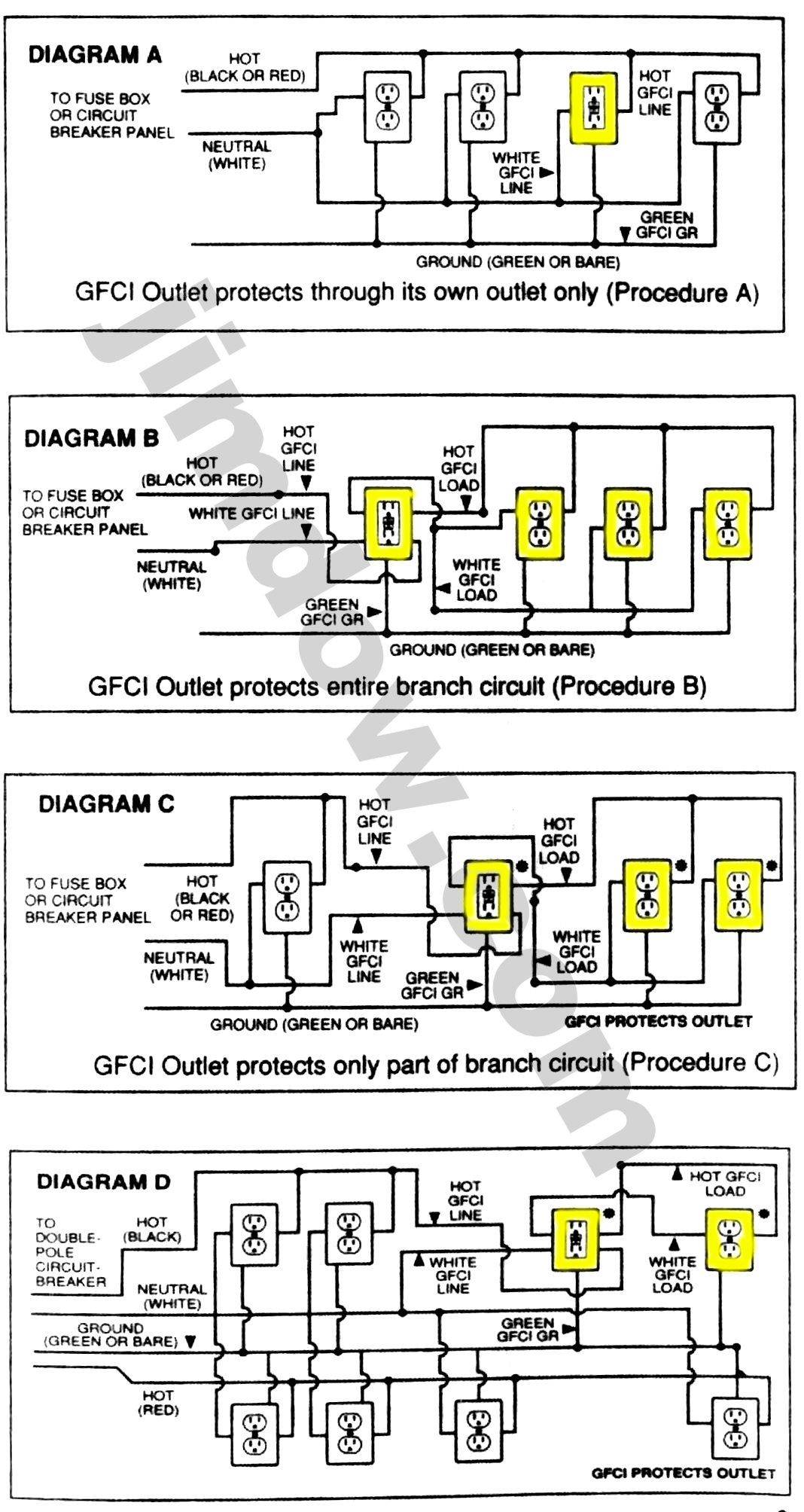 Diagram Page Toyota Wiring Diagrams Using The Electrical Caroldoey Ground Fault